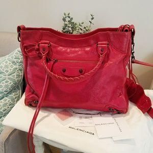 Balenciaga Classic Velo Meduim Bag